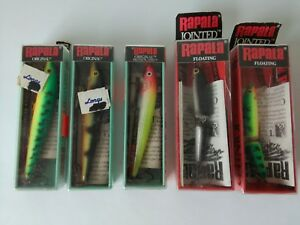 5 new awesome Bass trout fishing lures.