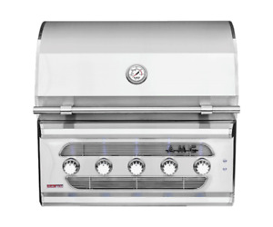 54″ AMERICAN MUSCLE GRILL – BUILT-IN - Summerset Professional Grills