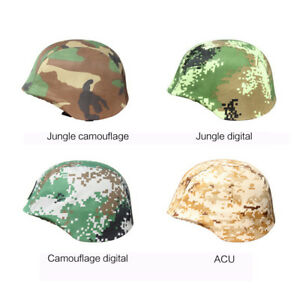 Airsoft Military Paintball Tactical Helmet Cover Protector For M88 Helmet