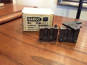 SAECO #352 2 CAVITY MOULD 38357-35cal 245gr FPGC