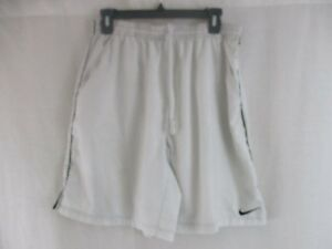 Nike Jordan Dri-Fit Men's Basketball Shorts Black White  Size Large L    S8