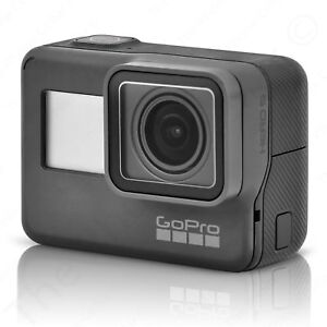 GoPro Hero 5 Black 4K Action Camera HD Camcorder Waterproof CHDHX-502 with case