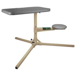 Caldwell Stable Table Outdoor Portable Tripod Shooting Table Durable Steel Frame
