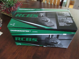 RCBS CHARGMASTER COMBO - ELECTRONIC RELOADING SCALE - POWDER DISPENSER