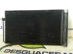 CONDENSER  RADIATOR AIR CONDITIONING BMW SERIES 5 SALOON 525d 1913598