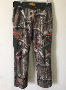 Under Armour Men's Scent Control Camo Hunting Pants Sz 3432 ASAP Rocky Infinity