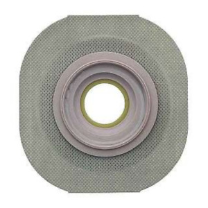 Image Flextend Convex Skin Barrier with Floating Flange and Tape FLANGE 2 14