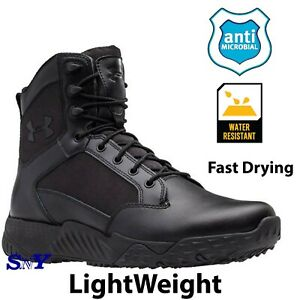 Under Armour Men's Stellar Tactical Safety Police Duty Top Tated Boots TG
