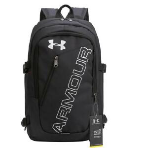 Women's Men's Under Armour Backpack Students Pack Leisure Fashion Bag #991