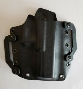 Raven Concealment Glock 1722 Holster with pancake loopsoffset wingssoft loops