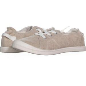 MG35 Brooke Slip on Low Top Sneakers 440 Sand Canvas 7.5 US