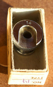 Herter's #14 Slotted Shell Holder
