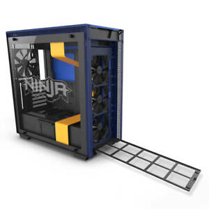 NZXT H700i Ninja Special Edition No Power Supply ATX Mid Tower