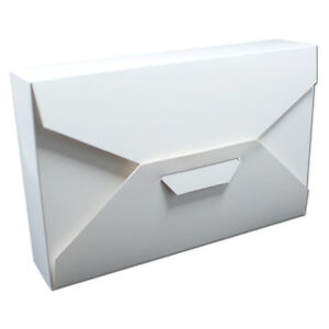 19.5x12.5x4cm Kraft Paper Box Gifts Cake Birthdays Wedding Party Packaging Boxes