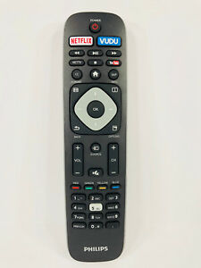 Factory Philips NH500UP 4K UHD Smart TV Remote Control