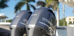 YAMAHA OUTBOARD F300XCA LF300XCA 300 TRADES WITH 2 HOURS & WARRANTY TO 11.20.24