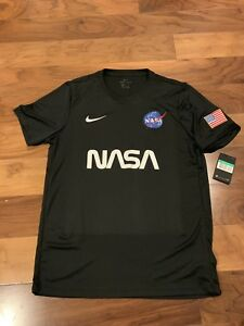 nike dry fit shirt Concept Club XL NASA