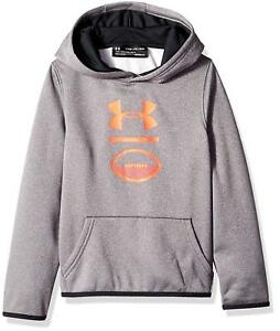 Under Armour Boys Armour Fleece Sport Logo Hoody