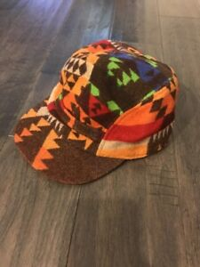 Polo Country Dry Goods Ralph Lauren Beacon Aztec Hat Trapper Small  Medium Used