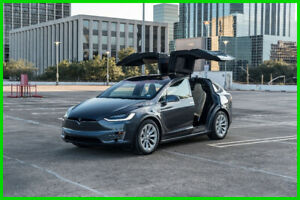 2016 Tesla Model X 90D 2016 Tesla Model X 90D Automatic AWD Premium 90D Battery 3rd Row Seating