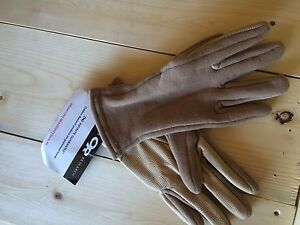 Outdoor Research Sabre Tactical Gloves Medium Nomex Leather USA MADE w Kevlar