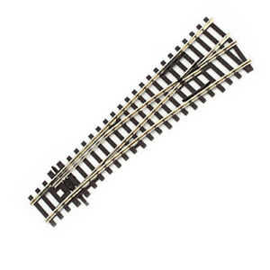 NEW Peco Code 100 Insulfrog Small Right Hand Turnout Track HO Scale PPCSL91 $18.95