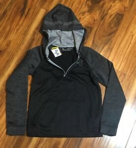Under Armour Storm 14 Zip Youth Medium Hoodie. New With Tags.