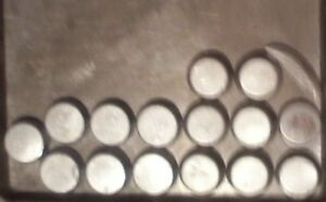 17 LBS. LEAD FOR MOLDING BULLETS SINKERS CASTING or WHATEVER