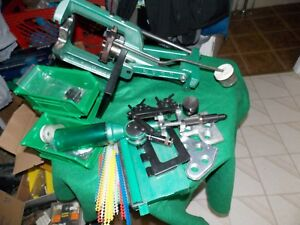 RCBS PRO 2000 RELOADING PRESS PARTS