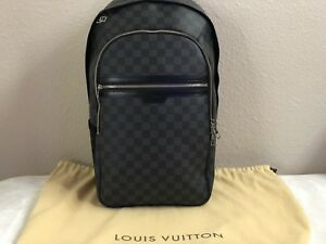 Pre Owned LOUIS VUITTON MICHAEL BACKPACK