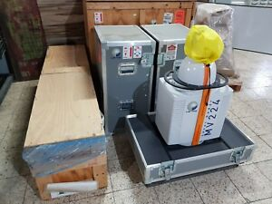 METRIS MV224 M224 LASER RADAR OPTICAL MEASUREMENT SYSTEM W ACCESORIES