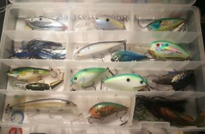 Fishing Lures Bass Trout Lot 3