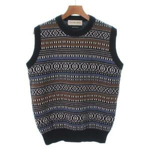 Universal Works Sweaters  620223 BluexMulticolor S