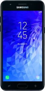 Samsung Galaxy J3(2018) SM-J337U 16GB Black GSM Factory Unlocked Ready to USE