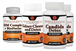 Bacterial Vaginosis Treatment – Candida & Kidney Cleanses & DIM Hormone Suppo...