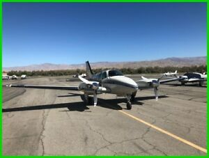 1982 Beechcraft B55 Baron 3200 Hours Garmin 750 & 652 LED Landing & Taxi Lights