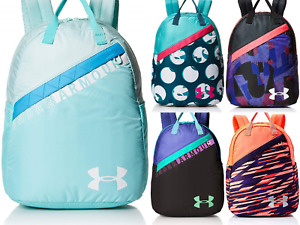 Under Armour Girls' Favorite Backpack 3.0 Padded Back Holds up to 15'' Laptop