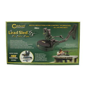 Caldwell Lead Sled FCX - Adjustable Bench Shooting Rest