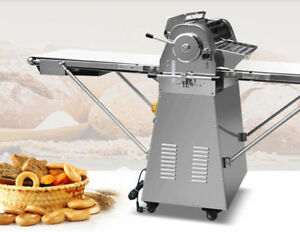 Commercial Use! New 220V Dough Sheeter Dough Roller Baking & Dough Equipment