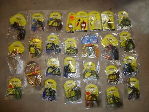 bass fishing lures lot assorted jigs