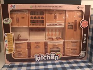 1:6 Scale Kitchen For Barbie Or Fashion Royalty Dolls Hard To FindRare