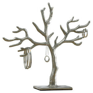 Jewelry Tree Stand Display Holder Storage Necklace Ring Pendant Mother's Day