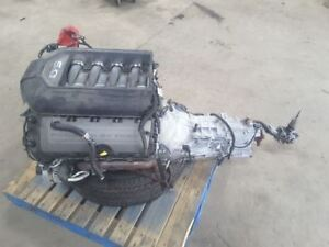 5.0L Coyote Engine Motor Complete Drop Out 6 speed Manual Mustang GT