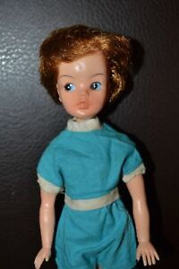 Randy by Fab Lu Tammy clone doll Babs Barbie clone sister with Tammy face mold