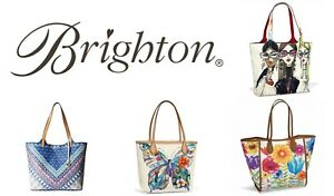 Brighton Leather Designer Totes