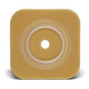 Colostomy Barrier Sur-Fit Natura Durahesive WO Tape 1-34 Inch Flange BX10