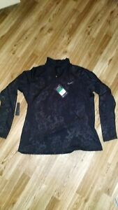 New With Tags Women's XL Nike Pro Dry-fit Pull Over Shirt