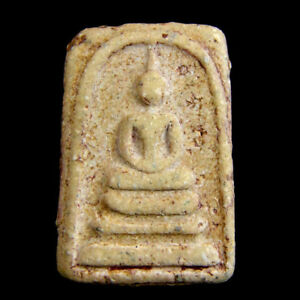Ancient phra somdej wat rakang LP TOH Phim Jadee antique magic amulet buddha