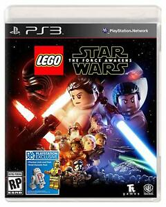 Used LEGO Star Wars: The Force Awakens  PlayStation 3