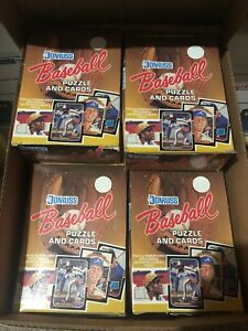 1987 Donruss Baseball Unopened Wax Box. From unsearched case. 2 Boxes